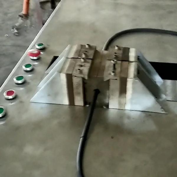 密封条对接(焊接)机视频
